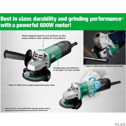 "Hikoki Power Tools Combo Deal 2 ( Limited set ) ( CC14ST 14"" High Speed Cutter & G10SS2 4"" Grinder )"