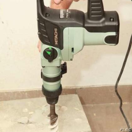 Hikoki Corded DH38MS SDS-MAX 38MM Rotary Hammer / Drilling Machine