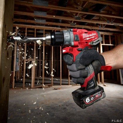 Milwaukee M12FPD Fuel Brushless Precussion Drill / Impact Drill
